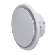 Pacific Air 250mm Round Ceiling Cone Diffuser