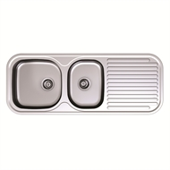 Sink Radiant R180 1.75bwl Nth Rev R180