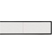 Forme 1200mm x 100mm Channel Waste – Tile Insert
