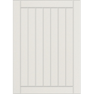 Kaboodle 400mm Vanilla Essence Country Cabinet Door
