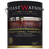 Feast Watson 10L Merbau Traditional Timber Oil