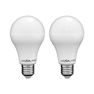 Luce Bella 16W ES LED Globe - 2 Pack - Warm White