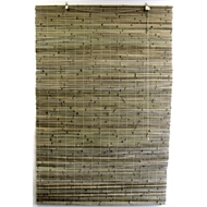 Roman Style Bamboo Outdoor Blind  - 900mm x 2100mm