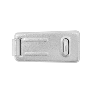 Pinnacle 68mm Galvanised Security Hasp And Staple