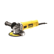 DeWALT 900W 125mm Slide Switch Small Angle Grinder