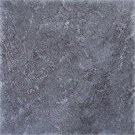 Winton Ideal Series 30.5 x 30.5cm Charcoal Stone Self Stick Vinyl Tile - 45 Pack