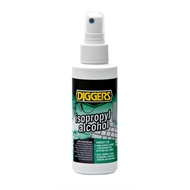 Diggers 125ml Isopropyl Cleaning Alcohol
