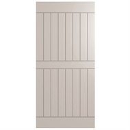 Hume 2150 x 1000 x 35mm Frontier Internal Barn Door
