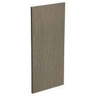 Kaboodle Urban Oak Wall End Panel
