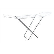Morgan 18m Grey Clothes Airer With Wings