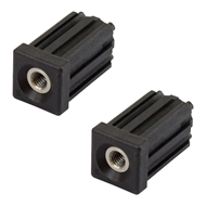 Richmond 25mm x M8 Square Threaded Insert - 2 Pack