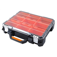 Tactix 9 Compartment Trade Quality Organiser