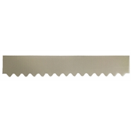 GumLeaf 1200mm Colorbond Metal Corrugated Gutter Guard - Sandbank