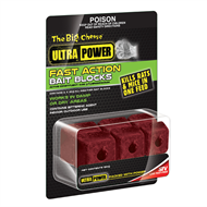The Big Cheese 120g Ultra Power Fast Action Bait Blocks - 6 Pack