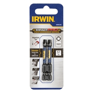 Irwin Impact Pro Performance 57mm SQ3 - 2 Pack