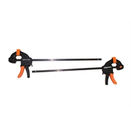 Craftright 450mm 2 Piece Quick Action Clamp