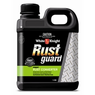 White Knight Rust Guard 1L Rust Converter