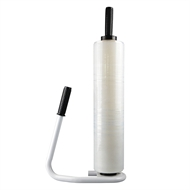 Pinnacle White And Black Shrink Wrap Dispenser