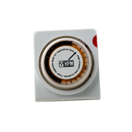 HPM Compact Heavy Duty 24 Hour Timer