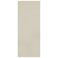 Hume Doors & Timber 2340 x 770 x 35mm White Smart Robe Primecoat Wardrobe Door