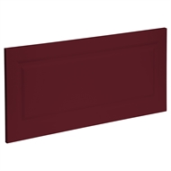 Kaboodle 600mm Seduction Red Heritage Slimline Door