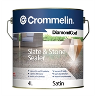 Crommelin 4L Satin DiamondCoat Slate And Stone Sealer