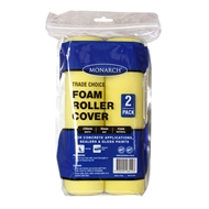 Monarch 230mm Industrial Coating Roller Cover - 2 Pack