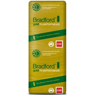 Bradford R6.0 1160 x 430 x 260mm 3.4m2 Gold High Performance Ceiling Batts - 6 Pack