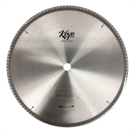Koyo 380mm 120T 25.4mm Bore Circular Saw Blade For Aluminium Cutting