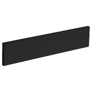 Kaboodle 600mm Luminess Metallic Oven Front Panels - 2 Pack