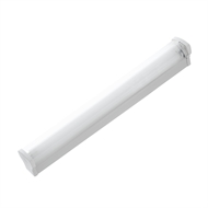 Deta 18W Single Diffused Fluorescent Batten Light