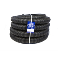Vinidex 65mm x 20m Unslotted Black Draincoil