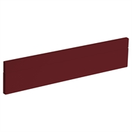 Kaboodle 600mm Seduction Red Oven Front Panels - 2 Pack