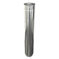 Scandia 900mm Direct Vent Gas Flue