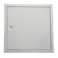 Kimberley 400 x 400mm Softline Metal Access Panel With Square Lock