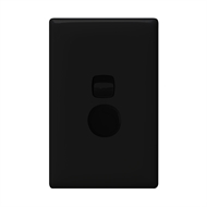 HPM LINEA Trailing Edge Dimmer - Black