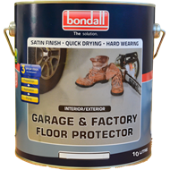 Garage & Factory Floor Protector 10L Charcoal