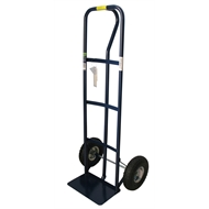 Hand Trolley 250kg P-Handle Trolley With Pneumatic Tyres