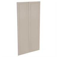 Kaboodle 900mm Eternity Heritage Pantry Doors - 2 Pack