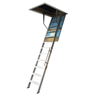 Kimberley 2400 - 2635mm Ultimate Series Attic Ladder