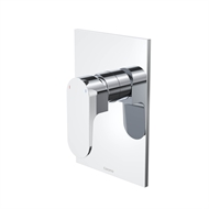Caroma Track Bath/Shower Mixer - Chrome