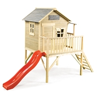 Swing Slide Climb 3700 x 2530 x 1620mm Outback Cubby House