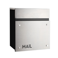 Sandleford Montreal Wall Mounted Letterbox