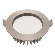 Mercator 10W Warm White 790lm LED Angus Fixed Downlight