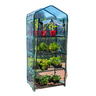 Holman 4 Tier Greenhouse With Misting Kit