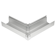 Fielders 115mm Zincalume Internal Gutter Mitre