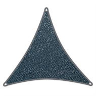Coolaroo 5.0m Slate Triangle Commercial Grade Shade Sail