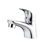 Dorf WELS 5 Star Chrome Flickmixer Basin Mixer
