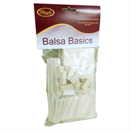 Boyle Balsa Wood Assorted Craft Pack