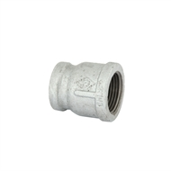 Kinetic 20 x 15mm Galvanised Round Reducing Socket
